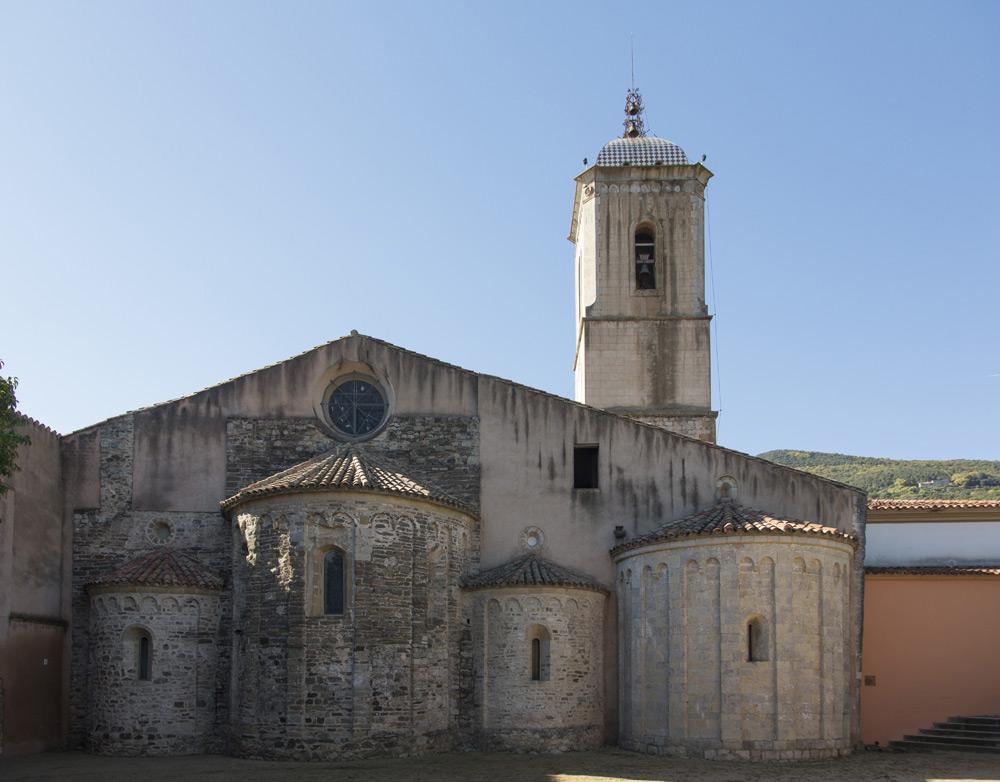 Monasterio de Santa Maria d'Amer - La Selva Turisme