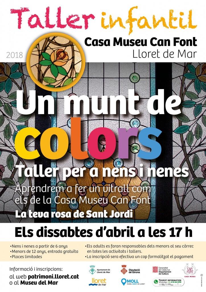 A3 Un munt de colors